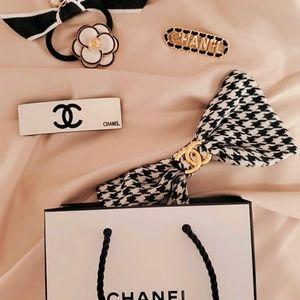 Chanel 4 piece set